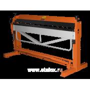 Станок листогибочный ручной STALEX PBB 1520/1.5 ящик