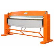 Станок листогибочный ручной сегментный STALEX MFS 2020/1.5 ящик