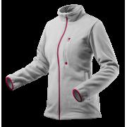 Блуза рабочая флисовая женская серая Woman Line, pазмер 42-44/S Neo
