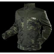 Блуза рабочая камуфляж CAMO series, pазмер 48/S Neo