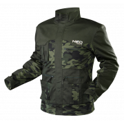 Блуза рабочая камуфляж CAMO series, pазмер 56/XXL Neo