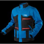 Блуза рабочая HD+ series синяя, pазмер 56/XXL Neo