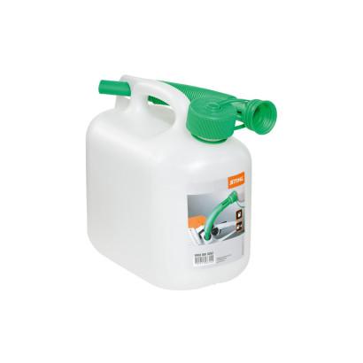 Канистра 3л для бензина прозрачная STIHL