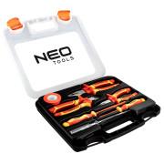 Набор диэлектрического инструмента 7пр. 1000B NEO пластик/кейс