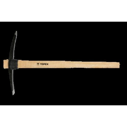 Рукоятка для кирки 900мм, шлифованная, БУК Topex
