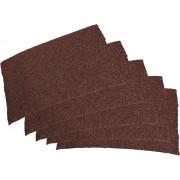 Шлифовальный лист 230 х280мм к 36 (10шт) ткан/основа Topex
