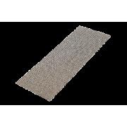Шлифовальная сетка 110 х280мм к100 (5шт) Topex