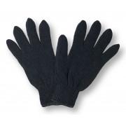 Перчатки трикотажные двойные с ПВХ зимние, размер 10,5