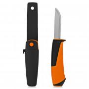 Нож туристический универсальный с точилкой Fiskars 1023618