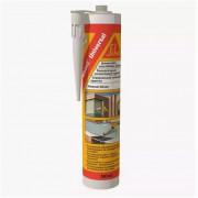 Герметик силиконовый универсальный 280мл КРТ280 белый Sikasil (EUR1)