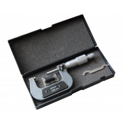 Микрометр гладкий МК 0-25мм/0,01мм ЭНКОР