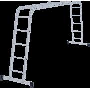 Лестница-трансформер 4х5 алюм Новая Высота NV100