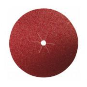 Круг фибровый шлифовальный ф125 к 80 металл/дерево BOSCH для опорной тарелки (5шт) т/з