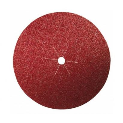 Круг фибровый шлифовальный ф125 к180 металл/дерево BOSCH для опорной тарелки (5шт) т/з