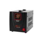 Стабилизатор напряжения  1,0кВт цифровой WESTER STB-1000 коробка