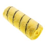 Валик малярный 250/ф48 полиакрил h13, ф8 для водоэмул. красок Topex черная нить (ТЛ)