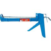 Пистолет для герметика 320мл. полузакрытый Top tools