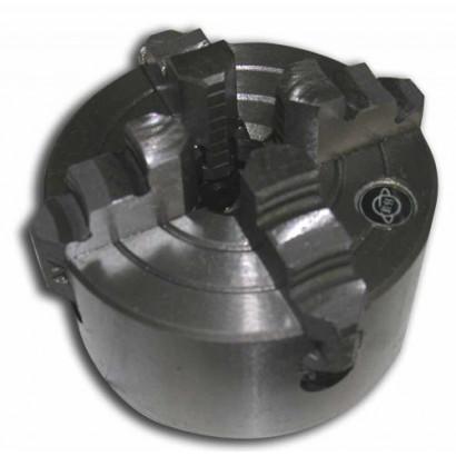 Патрон токарный 4-х кулач. 100 мм ЭНКОР К-402, 403 коробка