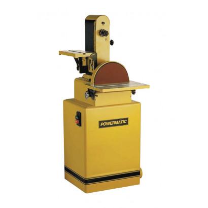 Станок шлифовальный 1500Вт JET 31A Powermatic коробка