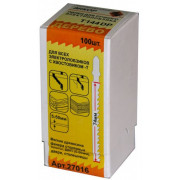 Пилка для лобзика Т144DP HCS по дереву 1 шт. ЭНКОР