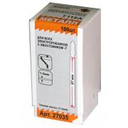 Пилка для лобзика Т118А HSS по металлу 1 шт. ЭНКОР