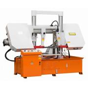 Ленточная пила по металлу полуавтоматическая двухколонная 4000Вт STALEX TGK-4240 коробка