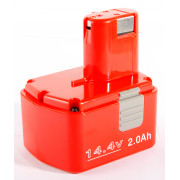 Аккумулятор 14,4V NiCd/2,0 HAMMER Flex AKH1420   для HITACHI