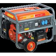 Генератор бензиновый 5,5 кВт Кратон GG-5500EM коробка