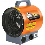 Тепловая пушка (нагреватель) электрическая  3кВт Кратон Е 3-300 L коробка