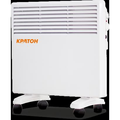 Конвектор 1000Вт Кратон CH-1000 термостат коробка