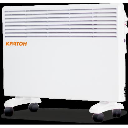 Конвектор 2000Вт Кратон CH-2000 термостат коробка