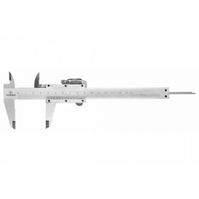 Штангенциркуль с глубиномером 0-200мм/0,05 Topex ШЦ-1