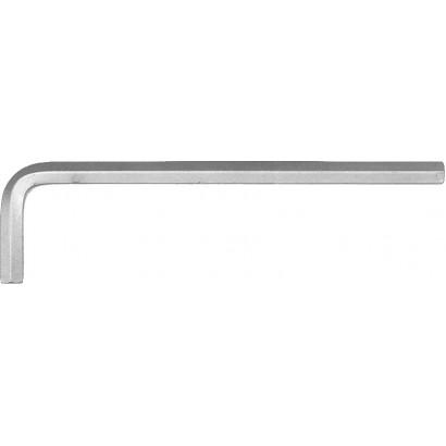 Ключ-шестигранник  4.0х 109мм CrV  (имбусовый) (10шт)Topex