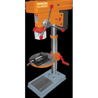 Станок сверлильный  450Вт Кратон DM-16/450 с тисками коробка