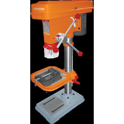 Станок сверлильный  550Вт Кратон DM-16/550 с тисками коробка