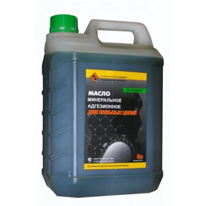 Масло для пильных цепей адгезионное минерал 5л ЭНКОР