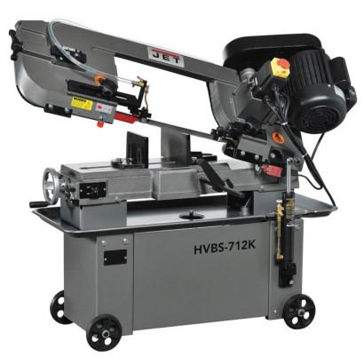 Ленточная пила по металлу  950Вт JET HVBS-712K коробка