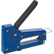 Степлер ручной тип  53 скобы J 6-8 мм Top tools