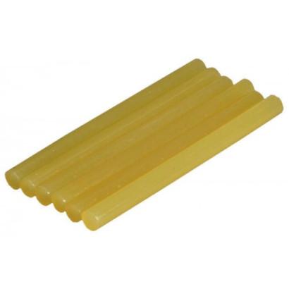 Стержень клеевой 11х250мм, желтый, Topex 12 шт, 300 гр