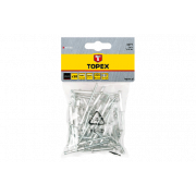 Заклепка алюм. 4,0х12,5 (1/ 50шт) Topex
