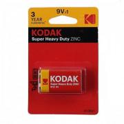 Батарейка  Kodak 6F22 тип крона (BL) 1шт.