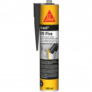Герметик огнестойкий 300мл Fire 670 белый Sikasil под заказ (EUR1)