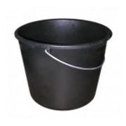 Ведро строительное 15л, пластиковое круглое ЭНКОР