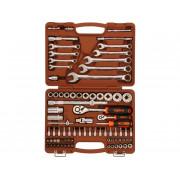 Набор инструментов  82пр. Ombra OMT82S12 головки торц. 4-32мм 1/4