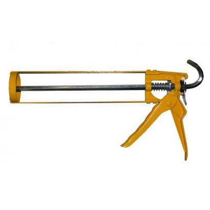 Пистолет для герметика 320мл. скелетный усиленный ЭНКОР