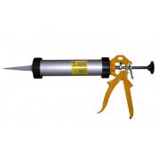 Пистолет для герметика 400мл. закрытый мягкая туба ЭНКОР
