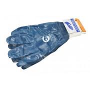 Перчатки трикотажные с нитриловым покрытием манжет резинка ЭНКОР Нитрил