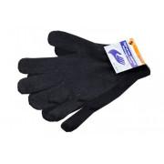 Перчатки полушерстяные  7,5кл. 5 ниток ЭНКОР зимние черные