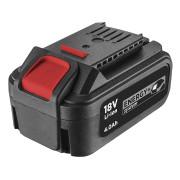 Аккумулятор 18V Li/1*4,0 GRAPHITE Energy+  блистер