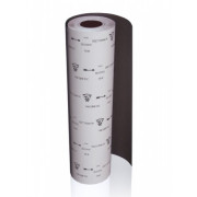 Шлифовальная шкурка рулонная 30м/800мм  4Н/Р320 14А ткан/основа водост БАЗ ГОСТ 13344-79
